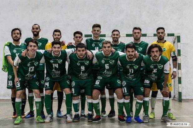 Futsal: goleada pararemontar